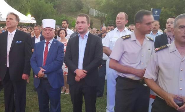 Ambasada e Francës shënoi ditën nacionale franceze